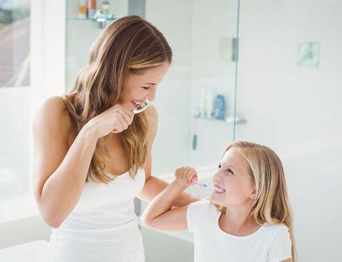 5 consigli per lavare i denti ai bambini